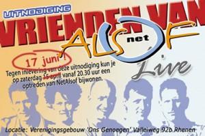 Vrienden van NetAlsof 2006
